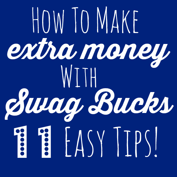 How to Make Extra Money with Swag Bucks