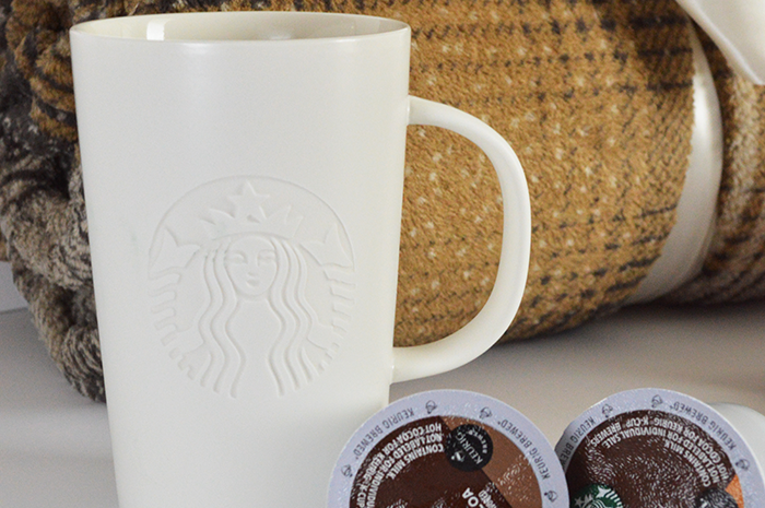 Get Cozy with Starbucks Hot Cocoa KCups