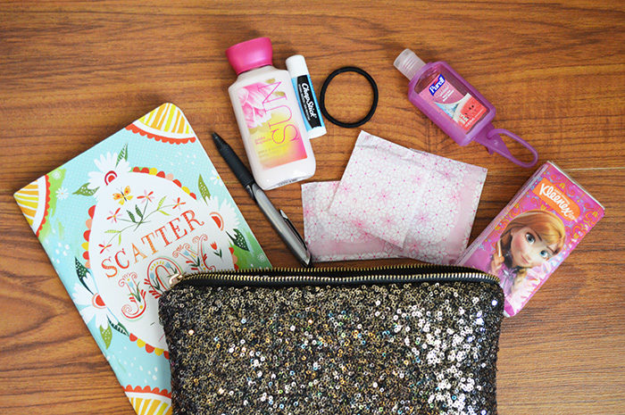 What's In My Mommy Must-Haves Bag- Being Prepared for Life's Little Surprises